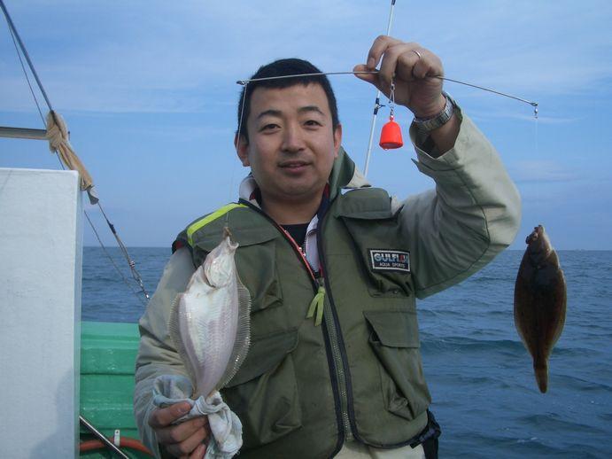 小樽沖 五目 カレイ