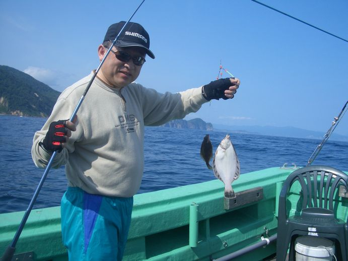 小樽沖 ヒラメ