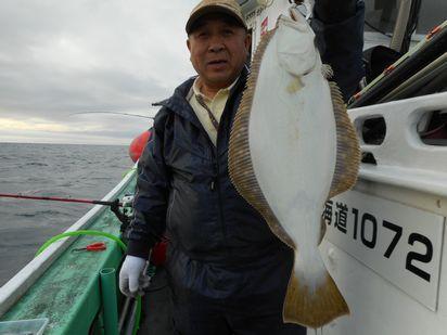 小樽 小樽沖 ヒラメ