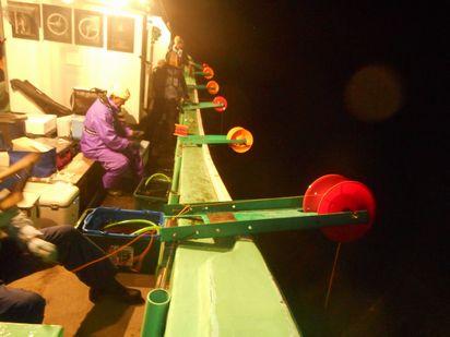 小樽 小樽沖 イカ釣り